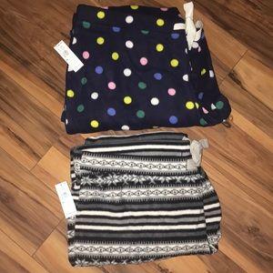 NWT Old Navy Pajama Pants (Fleece - XL)